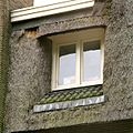 Achterzijde, detail raam op de verdieping - Beetsterzwaag - 20405186 - RCE.jpg