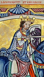 Alfonso IX of León King of León and Galicia