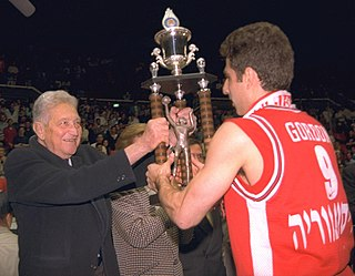 Israeli basketball player