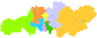 Administrative Division Changsha