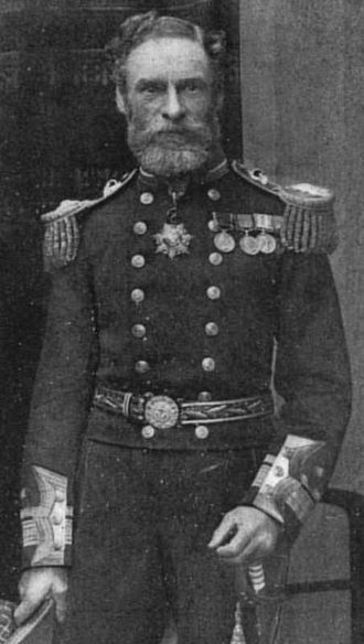 Charles Cooper Penrose-Fitzgerald - Image: Admiral CC Penrose Fitzgerald