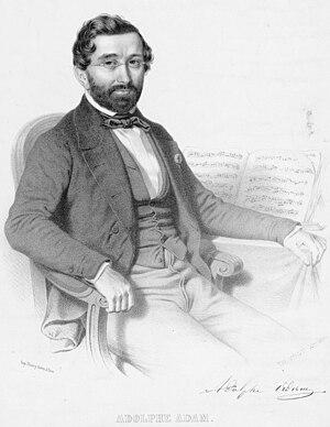 Adam, Adolphe (1803-1856)