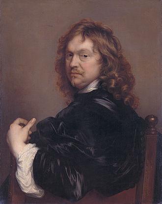 Adriaen Hanneman - Self-portrait 1656.