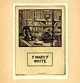 Adrian Feint Bookplate-F Mary F White.jpg