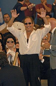 Adriano Celentano nel 2008