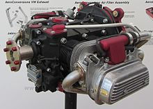 [DHAV_9290]  Volkswagen air-cooled engine - Wikipedia | 2000cc Vw Engine Diagram |  | Wikipedia