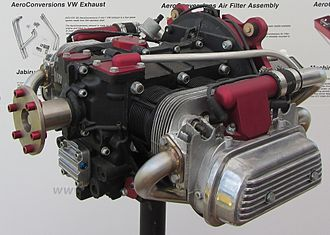 Volkswagen air-cooled engine - AeroConversions AeroVee Engine