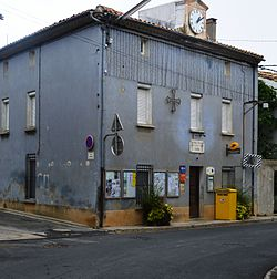 Aigne, Herault, Mairie.JPG