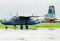Air Fiji Harbin Y-12-II Spijkers.jpg