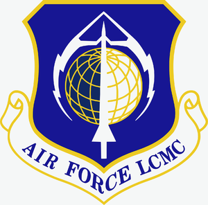 Air Force Life Cycle Management Center - Air Force Life Cycle Management Center emblem