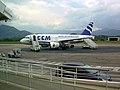 Ajaccio aéroport (avion de la CCM).jpg