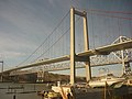 Al Zampa and Carquinez Bridges, Crockett, California.jpg