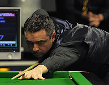 Alan McManus at Snooker German Masters (DerHexer) 2013-01-30 06.jpg