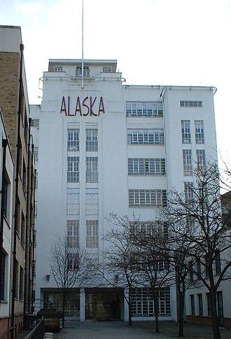 Bermondsey - Former Alaska factory in Bermondsey