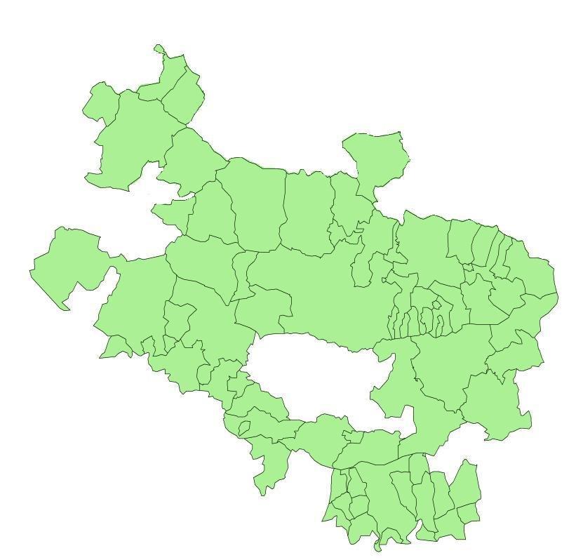 Alava municipalities