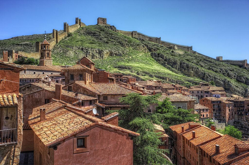 Albarracín y su muralla