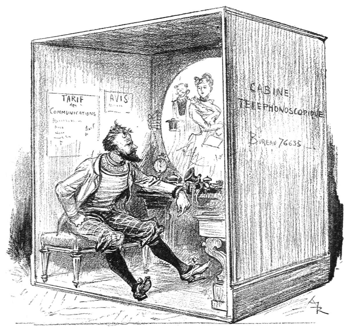 Albert Rodida - La Vie Electrique - illustration p125.png
