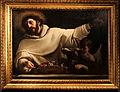 Alessandro tiarini, san domenico e un angelo, 01.JPG