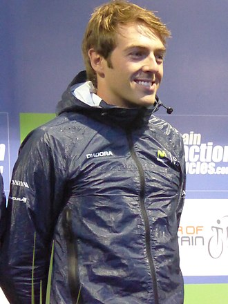 Alex Dowsett - Dowsett at the 2016 Tour of Britain