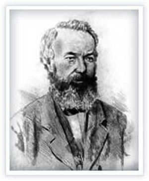 Alexander Bain (inventor) - Image: Alexander Bain