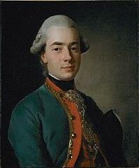Count Andrey Kyrillovich Razumovsky