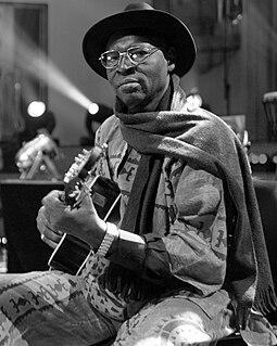 Ali Farka Touré Malian musician