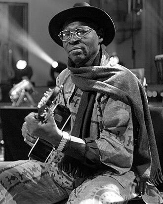 Ali Farka Touré - Image: Ali Farka Toure