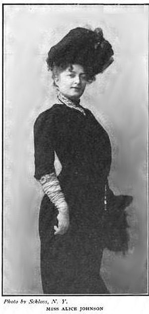 Alice Johnson (actress)