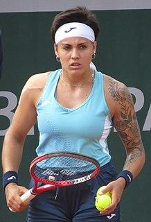 Aliona Bolsova Spanish-Moldovan tennis player