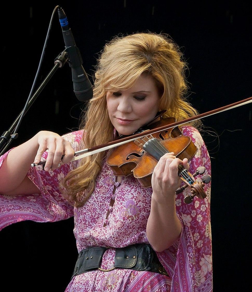 Alison Krauss 2011
