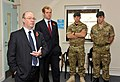 Alistair Burt and Jeremy Browne visit Royal Marines (5148567694).jpg