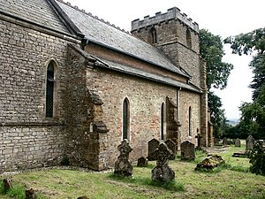 William Tyrwhitt - All Saints, Bigby