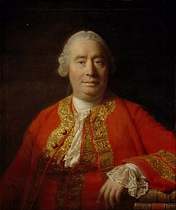 David Hume was a friend and contemporary of Smith's. Allan Ramsay - David Hume, 1711 - 1776. Historian and philosopher - Google Art Project.jpg