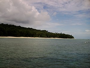 Alofitaï beach, Alofi Island