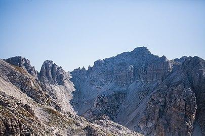 Alpet shqiptare, Valbone.jpg