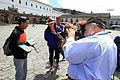 Ama la Vida - Flickr - Periodistas españoles recorren Centro Histórico de Quito 2014 (14639804406).jpg