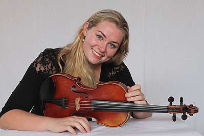 international violinist Amarins Wierdsma