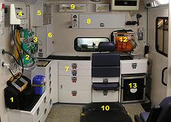 definition of ambulance