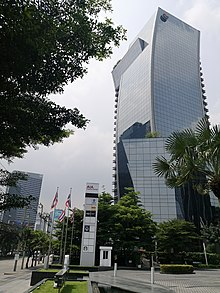 An office building of Stock Exchange of Thailand.jpg