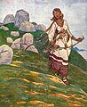 Ancient russian girl by Roerich.jpg