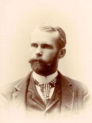 Anders Beer Wilse - Anders Beer Wilse (around 1890 in Seattle)