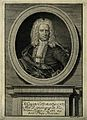 Andreas Ottomar Goelicke. Line engraving by G. P. Busch. Wellcome V0002287.jpg