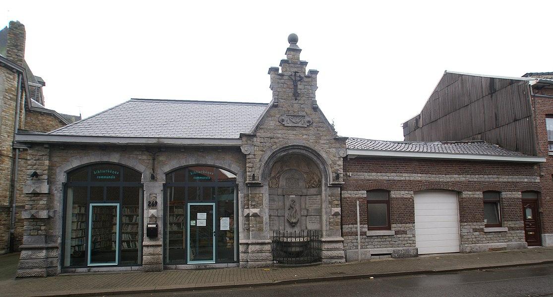 Andrimont (Belgium): Library