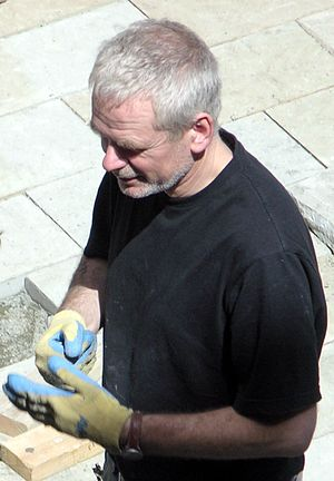 Andy Goldsworthy - Andy Goldsworthy in 2005
