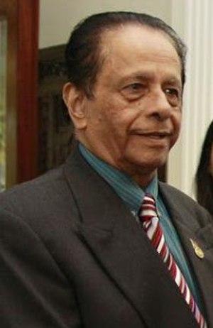 Anerood Jugnauth January 2013