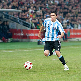 Angel Di Maria – Portugal vs. Argentina, 9th February 2011 (1).jpg