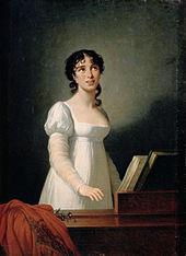 Angelica Catalani 1806. Gemälde von Elisabeth Vigée-Lebrun (Quelle: Wikimedia)