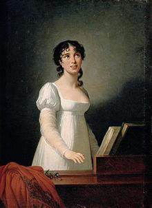 Angelica Catalani, 1806Louise Élisabeth Vigée Le Brun (Source: Wikimedia)