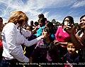 Angelica Rivera en Encuentro con los pueblos indígenas de la sierra Tarahumara. (6892904404).jpg