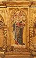 Angelo e bartolomeo degli erri, polittico dell'ospedale della morte, 1462-66, predella 02 orsola.jpg